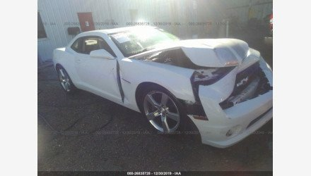2011 Chevrolet Camaro SS Coupe for sale 101274458