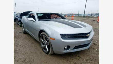 2011 Chevrolet Camaro LT Coupe for sale 101325353