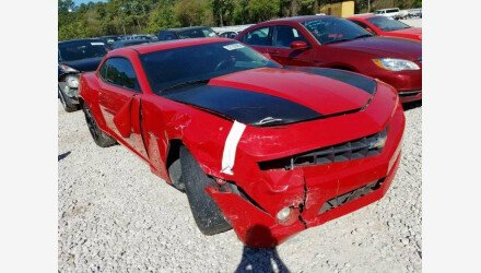 2011 Chevrolet Camaro LT Coupe for sale 101329719