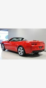 2011 Chevrolet Camaro SS Convertible for sale 101330158