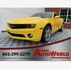 2011 Chevrolet Camaro LT Coupe for sale 101331093