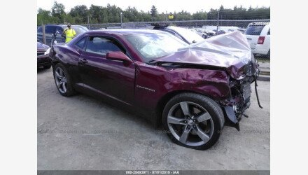 2011 Chevrolet Camaro SS Coupe for sale 101349530