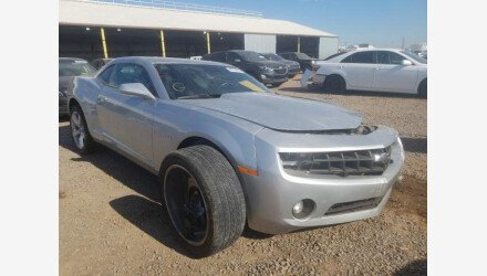 2011 Chevrolet Camaro LT Coupe for sale 101360782