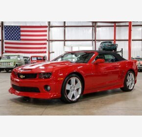 2011 Chevrolet Camaro for sale 101375984