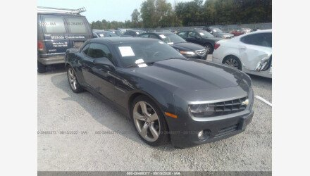 2011 Chevrolet Camaro LT Coupe for sale 101410721