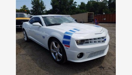 2011 Chevrolet Camaro SS Coupe for sale 101412318