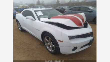 2011 Chevrolet Camaro LT Coupe for sale 101415224