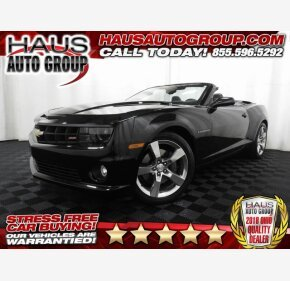 2011 Chevrolet Camaro SS for sale 101421428