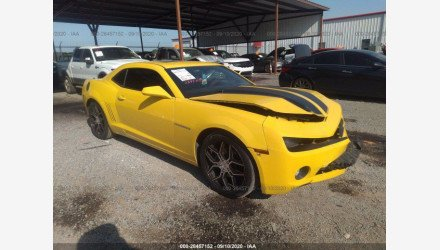 2011 Chevrolet Camaro LT Coupe for sale 101454860
