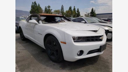 2011 Chevrolet Camaro LT Coupe for sale 101463354