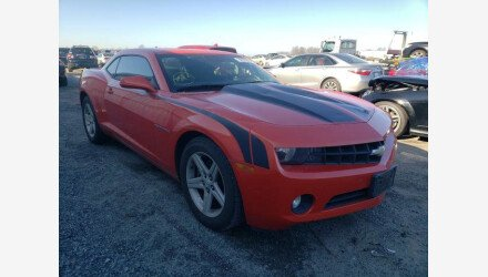 2011 Chevrolet Camaro LT Coupe for sale 101464058