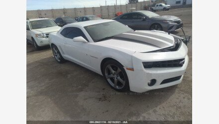2011 Chevrolet Camaro LT Coupe for sale 101486485