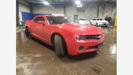 2011 Chevrolet Camaro LS Coupe for sale 101489831
