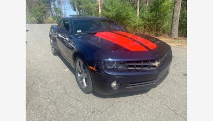 2011 Chevrolet Camaro LT Coupe for sale 101494249