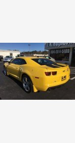 2011 Chevrolet Camaro SS Coupe for sale 101501492