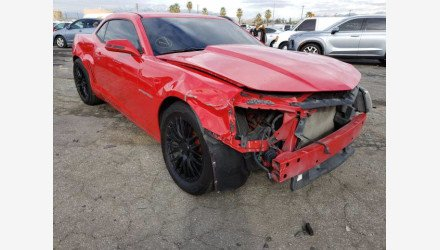 2011 Chevrolet Camaro LS Coupe for sale 101504682