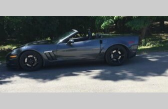 2011 Chevrolet Corvette Grand Sport Convertible for sale 100775015