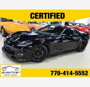 2011 Chevrolet Corvette ZR1 Coupe for sale 101227816