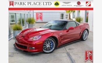 2011 Chevrolet Corvette ZR1 Coupe for sale 101295604