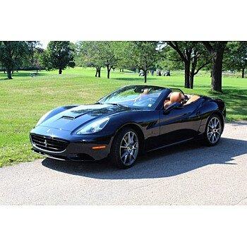 2011 Ferrari California for sale 101025008