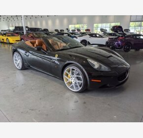 2011 Ferrari California for sale 101332541