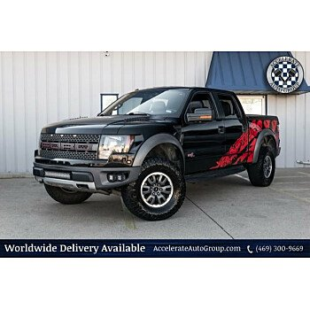 2011 Ford F150 4x4 Crew Cab SVT Raptor for sale 101218560