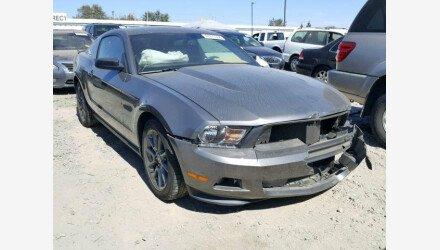 2011 Ford Mustang Coupe for sale 101063458