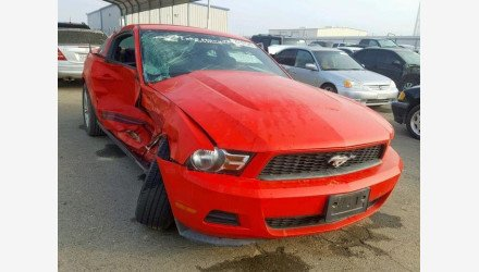 2011 Ford Mustang Coupe for sale 101109676