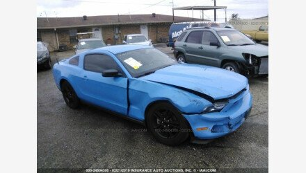 2011 Ford Mustang Coupe for sale 101111153