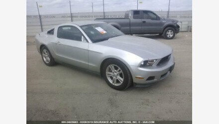 2011 Ford Mustang Coupe for sale 101111159