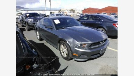 2011 Ford Mustang Coupe for sale 101111795