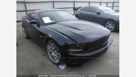 2011 Ford Mustang GT Coupe for sale 101111829