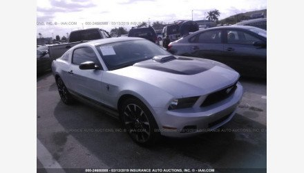 2011 Ford Mustang Coupe for sale 101112797