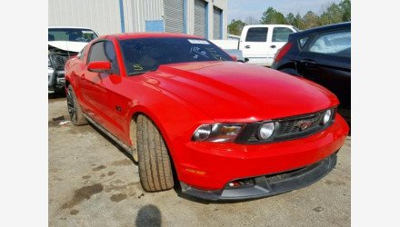 2011 Ford Mustang GT Coupe for sale 101125625