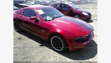 2011 Ford Mustang GT Coupe for sale 101127075