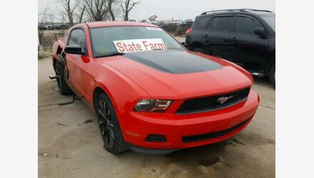 2011 Ford Mustang Coupe for sale 101128180