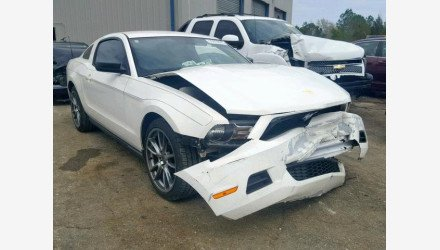 2011 Ford Mustang Coupe for sale 101129098