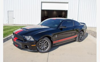 2011 Ford Mustang Shelby GT500 Coupe for sale 101217626