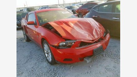 2011 Ford Mustang Coupe for sale 101220243