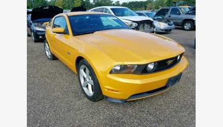 2011 Ford Mustang GT Coupe for sale 101234674