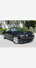 2011 Ford Mustang GT Convertible for sale 101235495