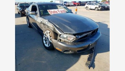 2011 Ford Mustang Coupe for sale 101236291
