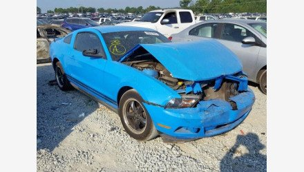 2011 Ford Mustang Coupe for sale 101240986