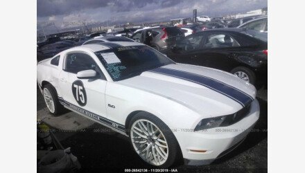 2011 Ford Mustang GT Coupe for sale 101251320