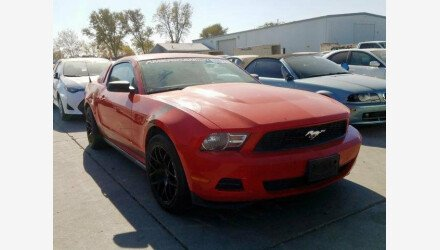 2011 Ford Mustang Coupe for sale 101253297