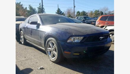 2011 Ford Mustang Coupe for sale 101271975