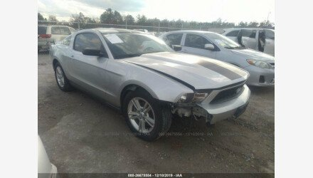 2011 Ford Mustang Coupe for sale 101274230