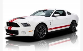 2011 Ford Mustang Shelby GT500 Coupe for sale 101275349