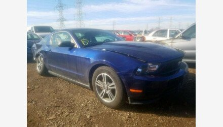 2011 Ford Mustang Coupe for sale 101305800