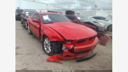 2011 Ford Mustang Coupe for sale 101308937